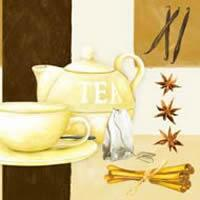3086 - Teapot and cup