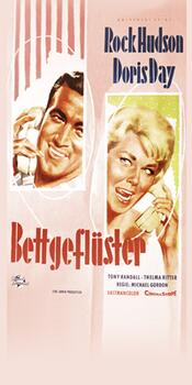2523 - Rock Hudson and Doris Day - Bistro