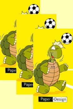 2389 - Turtle football player
