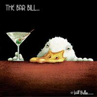 2368 - The bar Bill