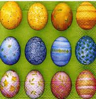 2223 - Colored eggs