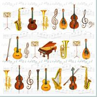 4249 - Music instruments