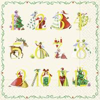 4240 - Christmas calendar motives