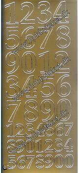 169 Large Numbers - Gold