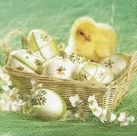 4188 - Chicken egg basket