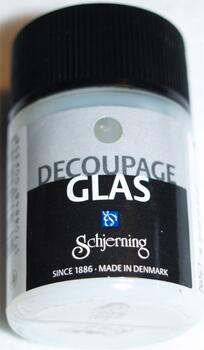 4198 - Glass Decoupage Glue / Varnish - 35 ml