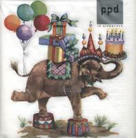 4180 - Elephant birthday