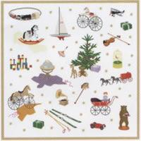 4160 - Christmas finery and toys