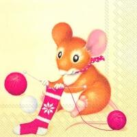 5117 - Knitting mice
