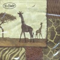 5327 - Giraffe collage