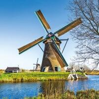 5399 - Dutch Windmill
