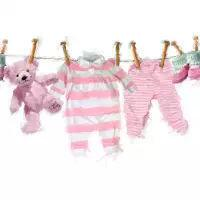 5600 - Baby Girl Clothes Rose