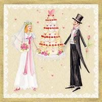 3233 – Wedding and wedding cake