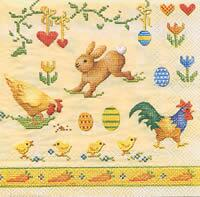 3132 – Easter stitches