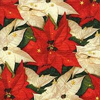 2980 - Poinsettias