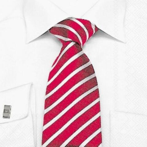 4358 - Striped Tie