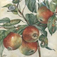 4491 - Apple Branch - Coffee Napkin