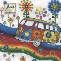 4682 - Dolce Vita - Flower bus