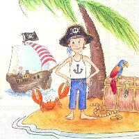 4829 - Panama Paul - Pirate Designs