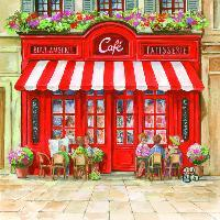 4975 - Paris cafe
