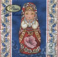4954 - Russian Dolls - Babushka