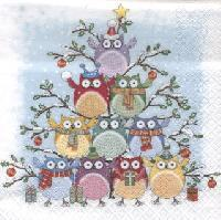 5011 - Tree of owls