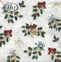 5021 - Decorative Holly white