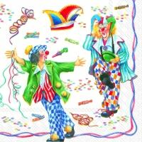 5124 - Costume party - Clowns