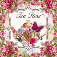 5187 - Tea Time - Claudia