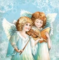 5432 - Angels and music