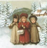 3768 - Children in the snow