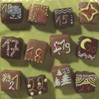 3713 - Chocolate Christmas Calendar