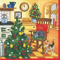 3030 - Christmas in the old kitchen