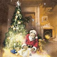 2956 - Santa Claus under the tree