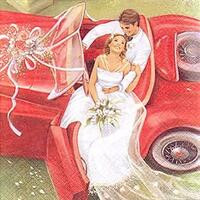 2782 – Wedding and car