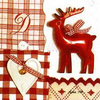 2130 - Rudolf and patchwork