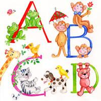 4289 - ABCD animals
