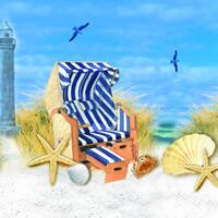 4266 – Beach chair