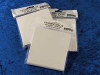 3D Glue squares - 5x5 mm - 0,5 mm - 10x400 pcs.