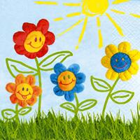 4169 - Smiling flowers
