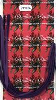 Quillingstrimler 3*297mm ca. 50 pcs - Majestic Dark lilac