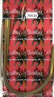 Quillingstrimler 3*297mm ca. 50 pcs - Majestic Gold