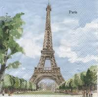 4944 - Paris - Eiffel Tower and other landmarks