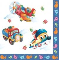 5136 - Colorfull toys - Transport