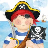 5190 - Pirate boy