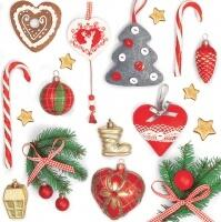 5353 - Christmas ornaments
