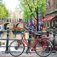 5458 - Amsterdam Canal