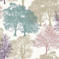 5470 - Skeleton trees Beige