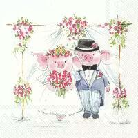 5585 - Piggy Wedding