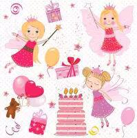 5581 - Birthday Fairies